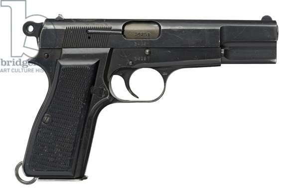 Pistol, c.1971 (photo)