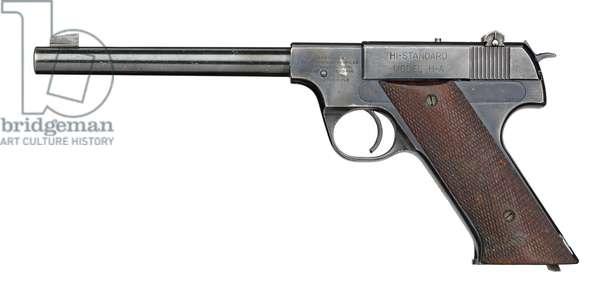 Rimfire self loading pistol (photo)