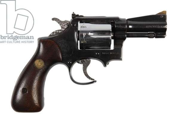 Smith & Wesson M& P revolve, 1905 (photo)
