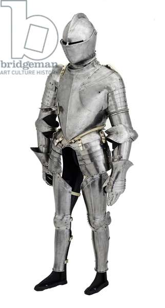 Tilt armour, c.1600 (metal)
