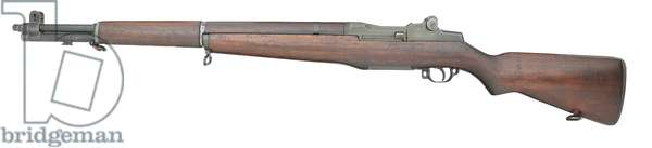 Centrefire automatic rifle, 1944 (photo)