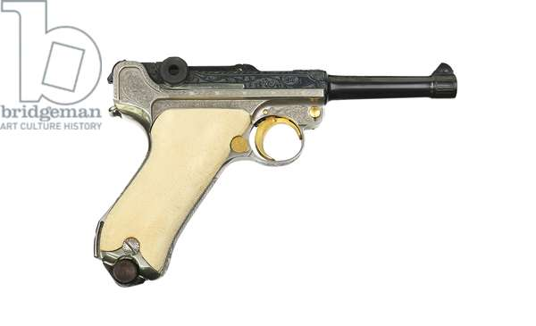 Centrefire self-loading pistol, 1918 (photo)