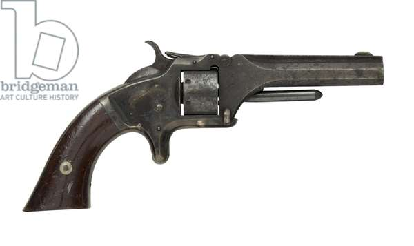Rimfire six shot revolver,  (photo)