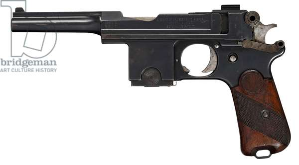 Pistol, c.1911 (photo)
