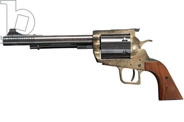 Revolver, c.1986 (photo)