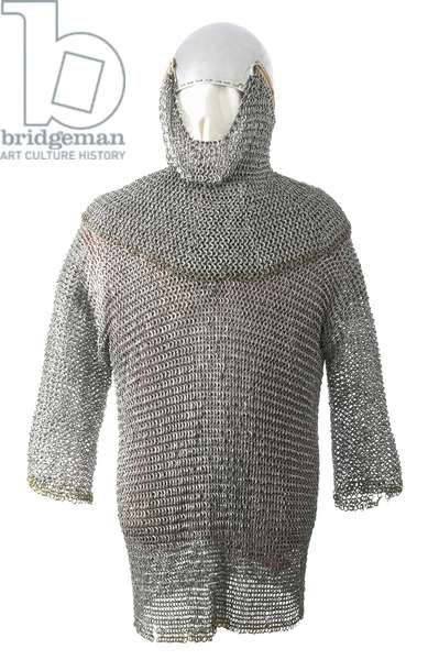 Mail shirt, traditionally of Rudolph IV of Habsburg, mid 14th century (metal)