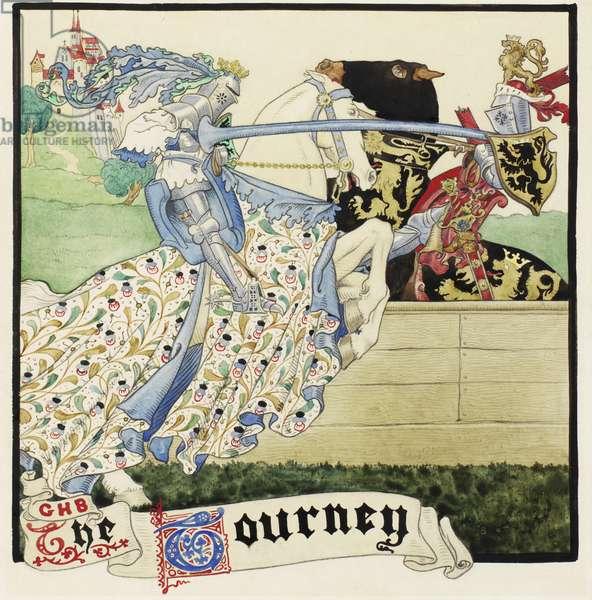 """The Tourney"" (w/c)"