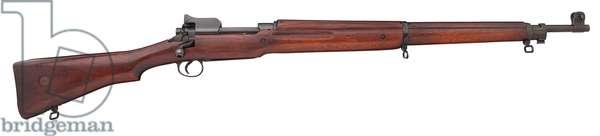 Centrefire bolt action rifle, c.1916 (photo)
