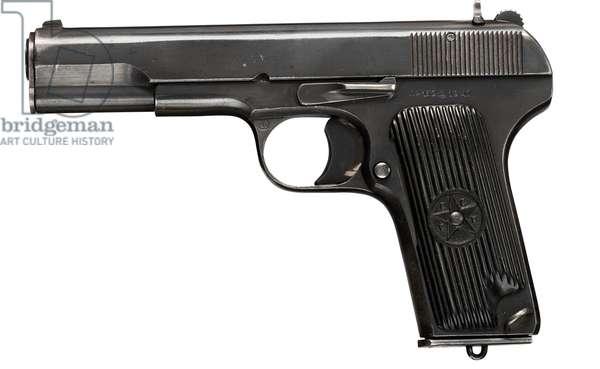 Pistol, 1947 (photo)