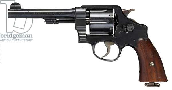 Revolver, c.1917 (photo)