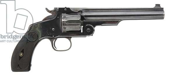 Revolver, c.1892 (photo)