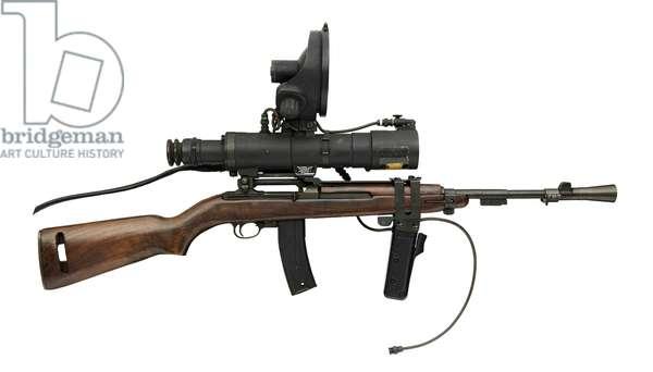 Centrefire automatic carbine,  (photo)
