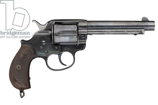 Revolver, c.1881 (photo)