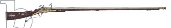 Snaphaunce muzzle-loading sporting gun, 1614 (photo)