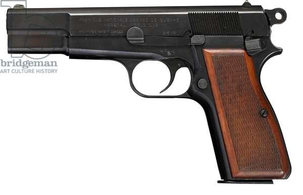 Pistol, 1950 (photo)
