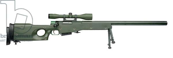 Sniper rifle,  (photo)