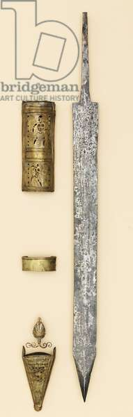 Roman sword, c.50-100 AD (metal)