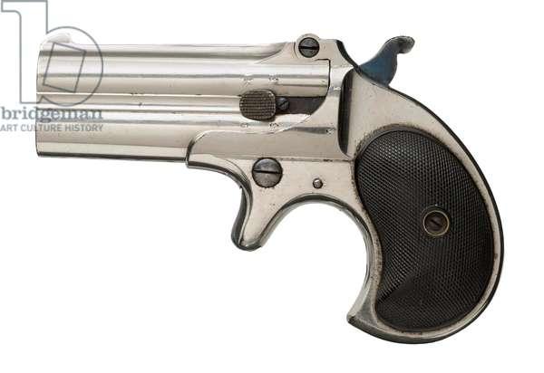 Derringer pistol,  (photo)