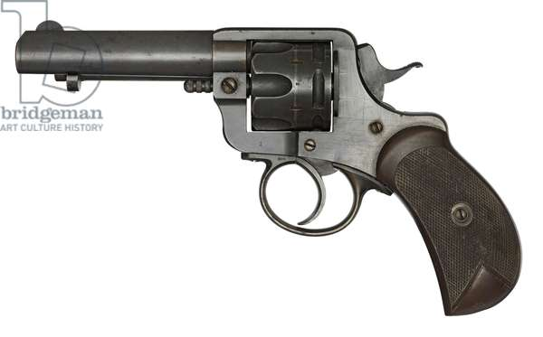 Revolver, c.1887 (photo)
