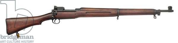M1917 centrefire bolt action rifle, 1917 (photo)