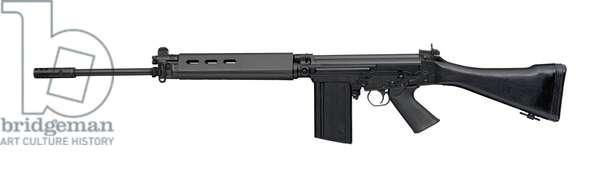 Rifle, c.1970 (photo)