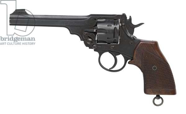 Centrefire six shot revolver, 1926 (photo)