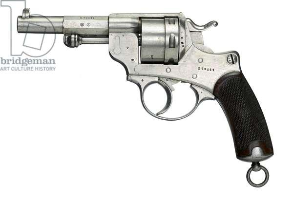 Revolver, 1873 (photo)