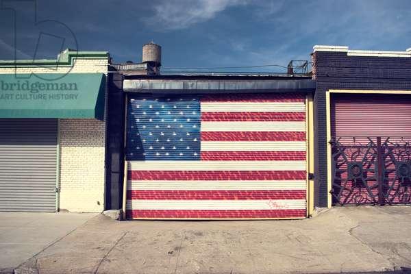 ss garage  , 2005 , photograph