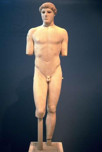 The Kritios Boy, c.480 BC (marble)