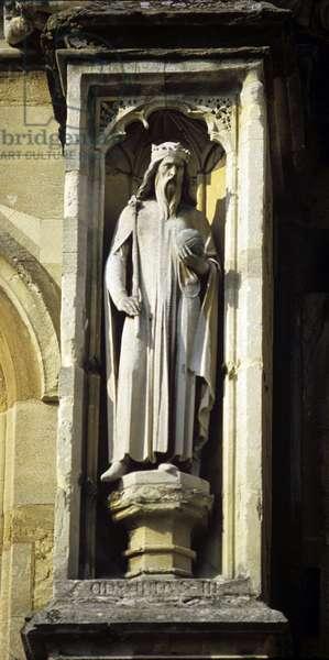 King Edward III (stone)