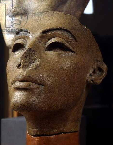 Nefertiti, Memphis - Museum of Egypt, Cairo