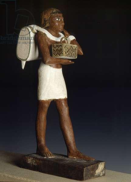 Niankh-Pepi, Meir - Museum of Egypt, Cairo