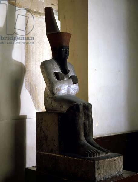Nebhepetre Mentouhotep II, Thebes - Museum of Egypt, Cairo