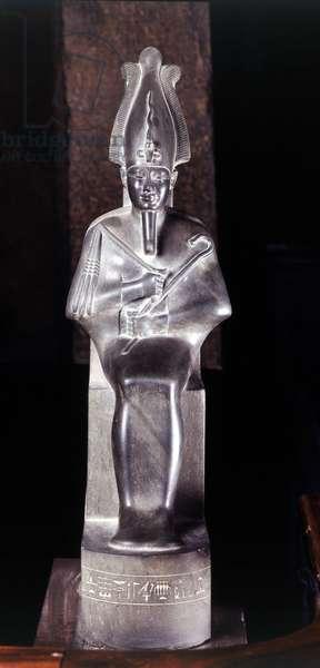 Osiris, Saqqara (Sakkara), Cairo Museum of Egypt -