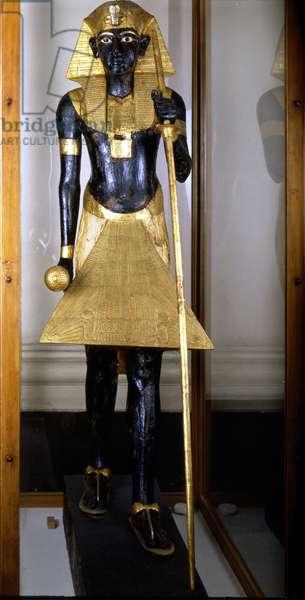 Statue of the Ka of Tutankhamun - Museum of Egypt, Cairo