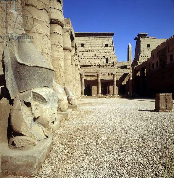 Louksor (Luxor): Temple Overview