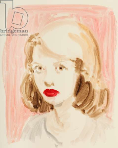 Sylvia Plath in Pink