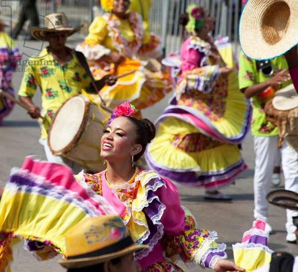 Mardi Gras Carnival, Barranquilla, Colombia (photo)