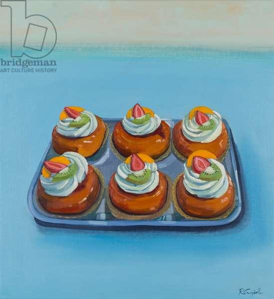 Hefe Kuchen