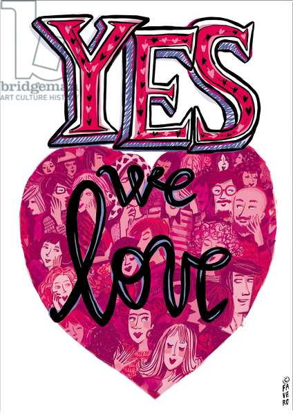 YES WE LOVE