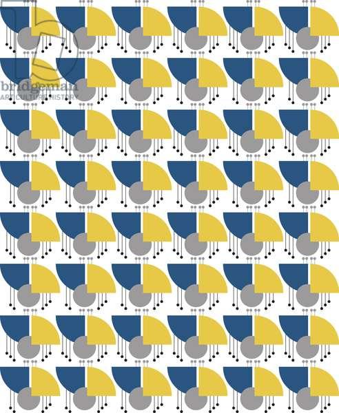Retro Pattern, 2019