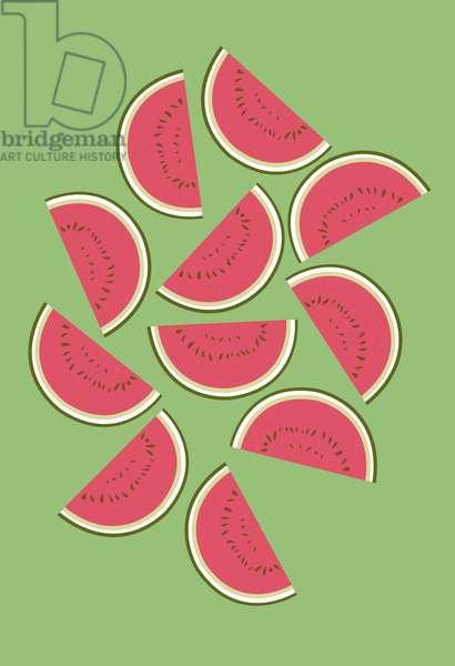 Watermelon, 2019