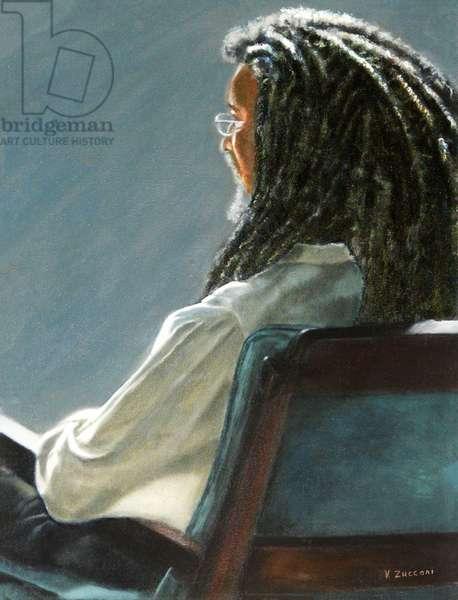 Ralph, 2007, (oil on canvas)