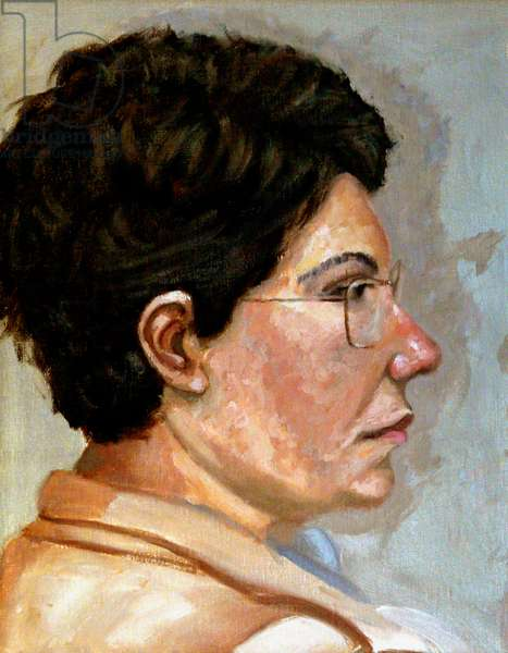 Middle Age Woman, 2003, (oil on canvas)