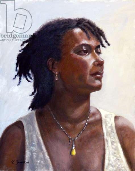 Alice, 2006, (oil on canvas)