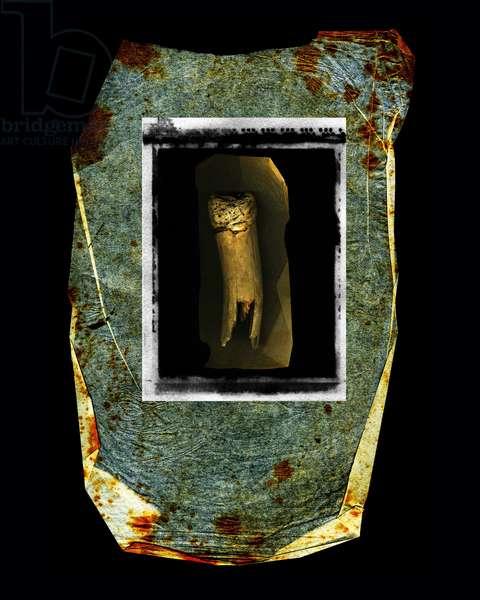 Mare Nostrum(7), 2010collagraph,digital photography