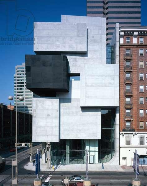 Cincinnati Contemporary Arts Center, Ohio, USA (photo)