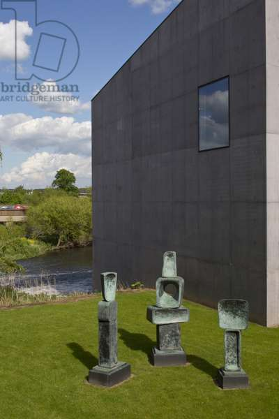 The Hepworth Gallery in Wakefield, 2014 (photo)