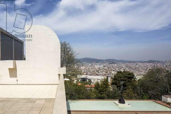 Joan Miro Foundation, Josep Lluis Sert, Spain, 2015 (photo)