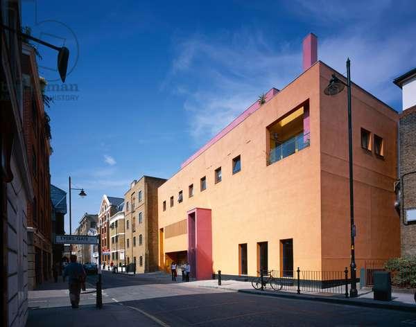 Fashion and Textile Museum, Bermondsey, London, UK (photo)